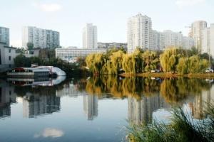 У Києві створять 39 зелених просторів – список адрес