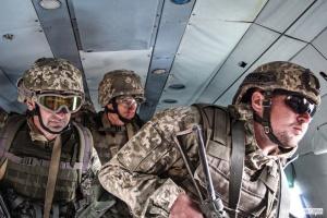 Объединенные усилия - 2021: украинские морпехи отработали высадку на побережье