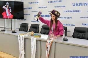 Украинка победила на конкурсе «Мисс мира плюс сайз»