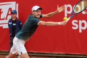 Українець Сачко поступився у чвертьфінал турніру АТР в Бухаресті