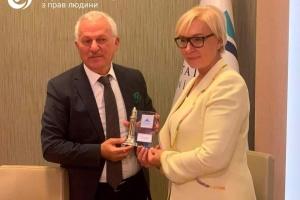 Денісова передала головному омбудсмену Туреччини список кримських політ'вязнів Кремля