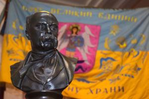 Отныне в музее Тараса Шевченко в Каневе можно увидеть вещи казахского быта Кобзаря