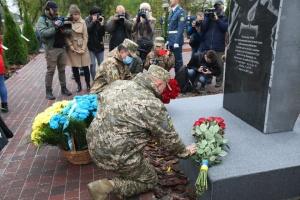На Харківщині вшанували пам'ять загиблих у катастрофі Ан-26