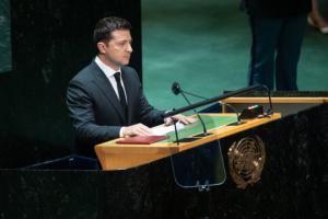 Zelensky destaca prioridades de Ucrania en la Cumbre de la ONU sobre los Sistemas Alimentarios