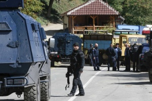 В Косово произошли нападения на офисы МВД на фоне напряжения на границе с Сербией