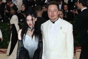 Ілон Маск оголосив про розлучення зі співачкою Граймс