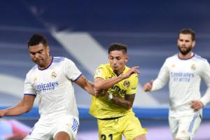 Ла Ліга: «Реал Мадрид» зіграв внічию з «Вільярреалом»