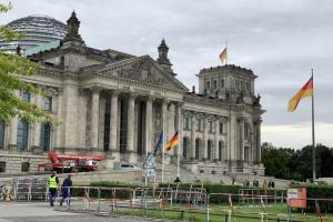 У Німеччині відкрили понад 60 тисяч виборчих дільниць