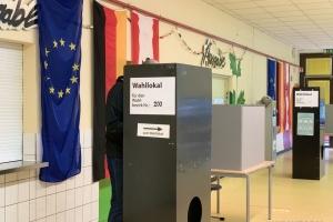 У Німеччині розпочалося голосування на виборах у Бундестаг