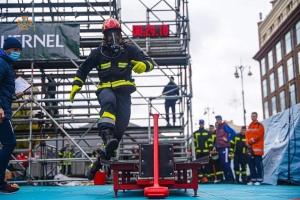 У столиці перекрили Хрещатик через змагання пожежників