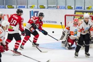 УХЛ: «Донбасс» проиграл «Кременчугу»