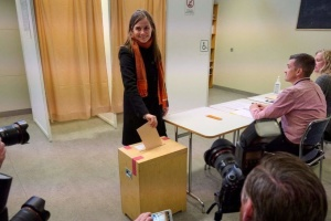 У парламенті Ісландії вперше в Європі більшість місць займуть жінки