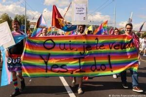 Швейцарцы на референдуме поддержали узаконивание однополых браков