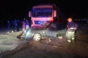 На Херсонщині у потрійній ДТП загинули двоє людей
