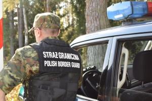 Польсько-білоруський кордон щодня намається перетнути кількасот «нелегалів»