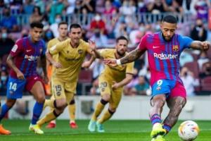 Ла Ліга: «Барселона» перемогла «Леванте»