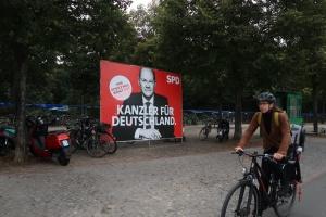 На виборах у Німеччині перемагають соціал-демократи на чолі з Олафом Шольцем
