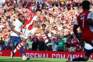 АПЛ: «Арсенал» розгромив «Тоттенгем»