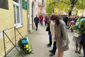 У Польщі вшанували пам'ять Михайла Грушевського