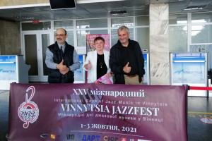 В Виннице на джазовый фестиваль будут пускать только вакцинированных и зрителей с отрицательным ПЦР-тестом