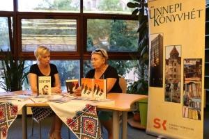 В Угорщині презентували українські книжки
