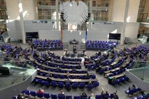 Количество депутатов Бундестага достигнет рекордных 735