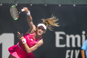 Цуренко вышла во второй круг турнира WTA в Нур-Султане