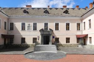 В Мукачево будут восстанавливать Белый дворец Ракоци