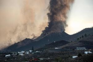 Вулкан на Канарах перестав викидати попіл та вивергати лаву