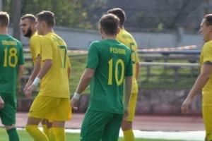 Перша ліга: «Нива» програла у Тернополі «Прикарпаттю» у матчі 10 туру