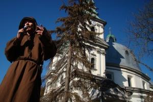 В Тернополе устроили театрализованную экскурсию «Историческое зеркало»
