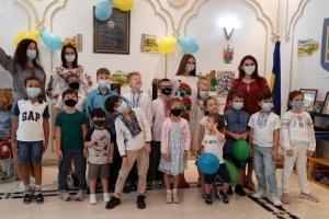 Розпочала новий навчальний рік українська школа в Абу-Дабі