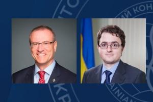 СКУ обговорив з представником Президента України питання прав людини у Криму