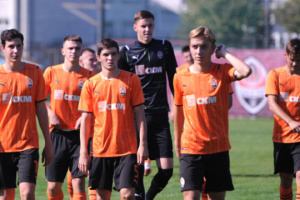 Юнацька ліга УЄФА: «Шахтар» поступився «Інтеру»