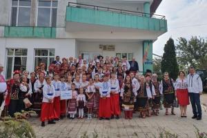 Українська діаспора взяла участь у фольклорно-гастрономічному фестивалі у Румунії