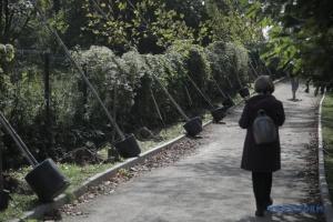 У Києві заклали алею ЮНЕСКО