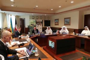 В МИД пригласили кувейтских инвесторов вкладывать деньги в Украину