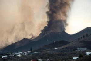 Остров Ла-Пальма объявили зоной стихийного бедствия после извержения вулкана