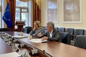 МКИП обеспокоено судьбой кафедр украиноведения в венгерских вузах