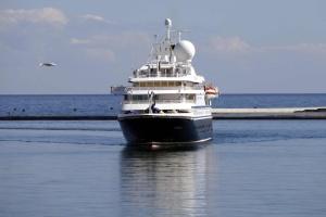 В Одессу впервые за два года прибыл международный круизный лайнер