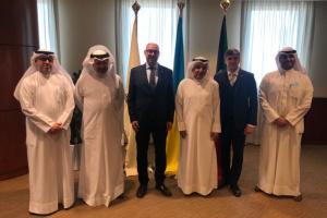 В МИД Украины предложили организовать бизнес-миссию кувейтских компаний