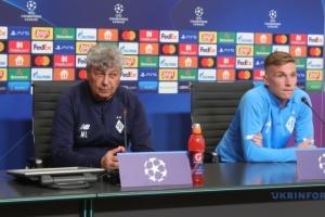 В матчі проти «Баварії» ми повинні зробити все можливе і неможливе – Луческу