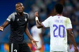 «Реал» програв «Шерифу» у домашньому матчі Ліги чемпіонів УЄФА