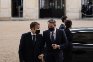 Франція продасть Греції військові кораблі на $3 мільярди