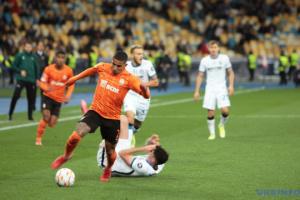 Ligue des champions : le Chakhtar Donetsk et l'Inter font match nul (0-0)