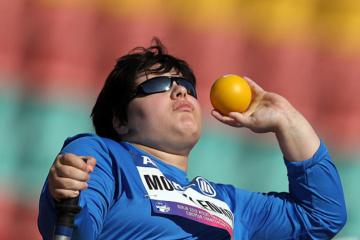 Tokyo Paralympics: Moskalenko wins shot put gold, breaks world record