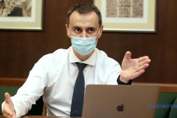 Lyashko y Becerra discuten la cooperación en seguridad sanitaria