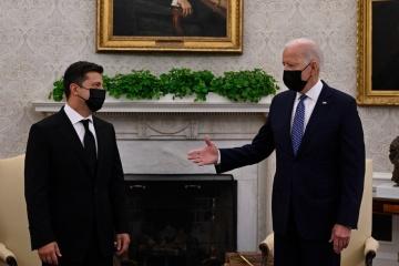 Oficina del Presidente resume los primeros resultados de la visita de Zelensky a Estados Unidos