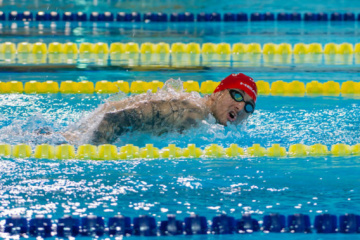 Swimmer Ostapchenko wins gold at 2020 Paralympics
