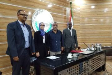 Industrie- und Handelskammer der Ukraine beginnt Zusammenarbeit mit dem Sudan